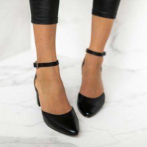 NEW Bared Footwear Corella Heels in Size 37